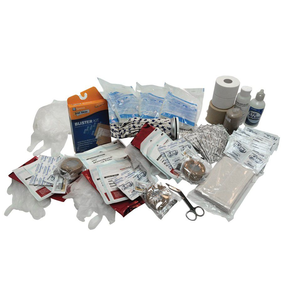 Refill Pack for Deluxe Med Kit