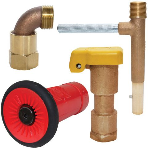 Grounds Keeper Hose Kit