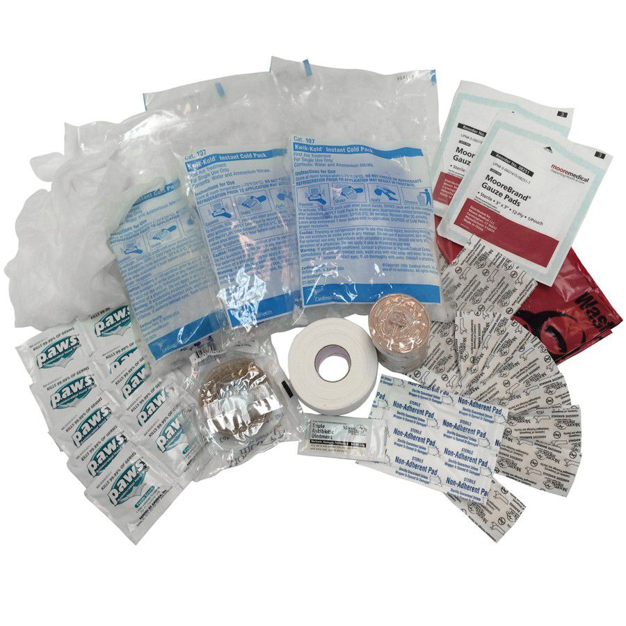 Refill Pack for Mini Med Kit