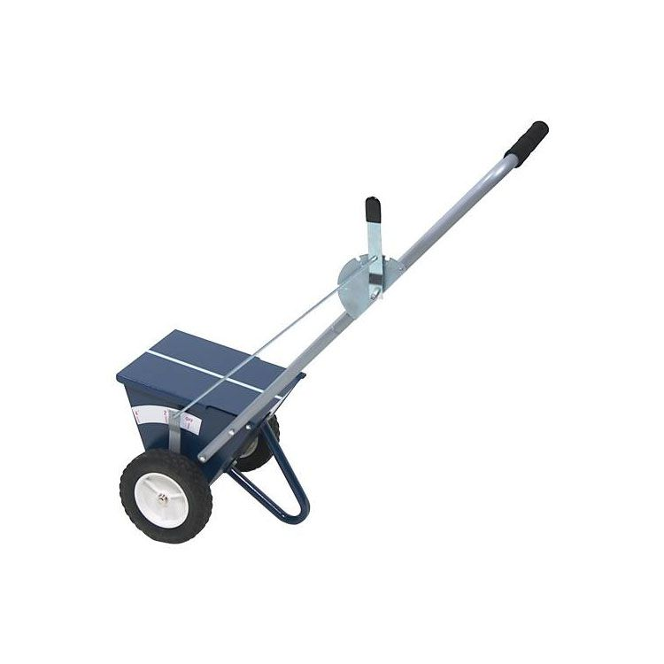 Alumagoal 2-Wheel Line Marker with Solid Rubber Wheels (25 lb. capacity)