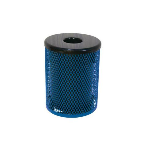 Thermoplastic Trash Receptacle