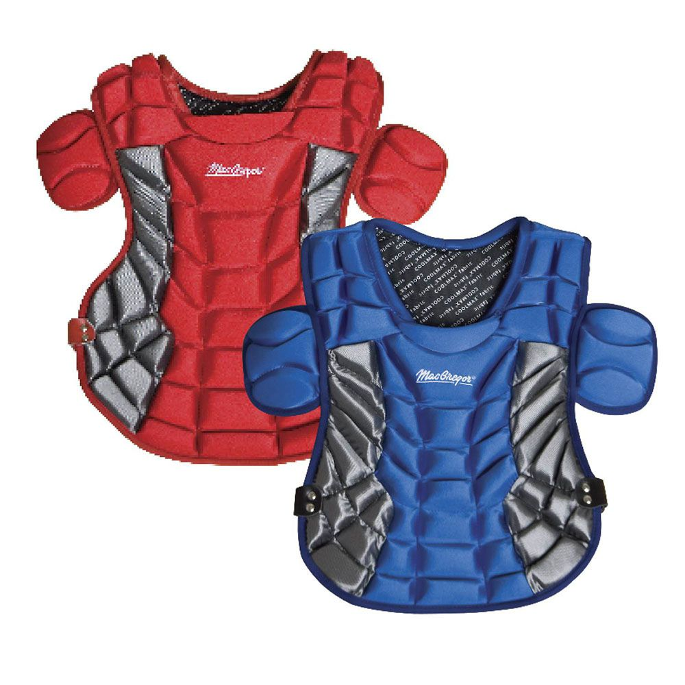 MacGregor MCB80 Womans Varsity Chest Protector