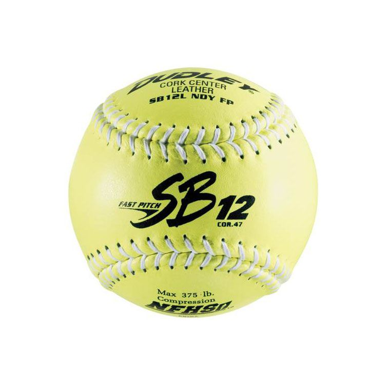 Dudley SB12LND-FP Yellow Fast Pitch 12