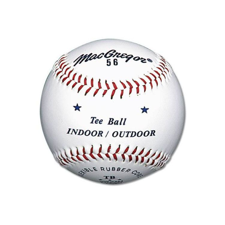 MacGregor #56 Official Tee Ball - Dozen