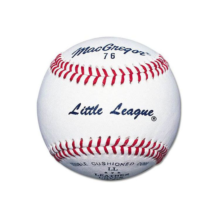 MacGregor #76C Little League Baseball - Dozen