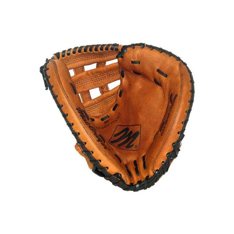 MacGregor Fastpitch Softball Catcher's Mitt - Fits Left Hand
