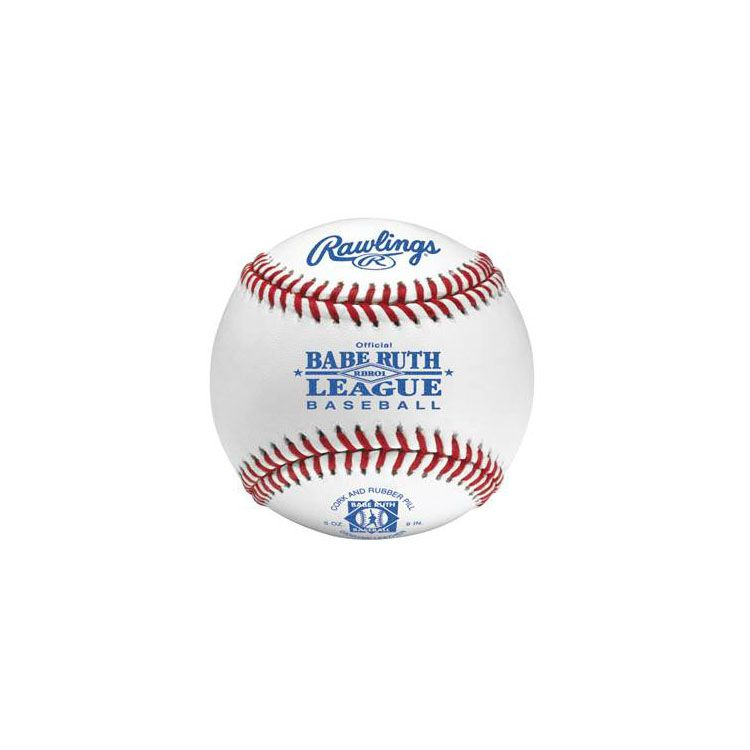 Rawlings RBRO Babe Ruth League Baseball - Dozen