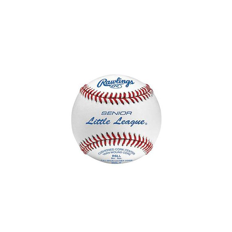 Rawlings RSLL Senior Little League Baseball - Dozen