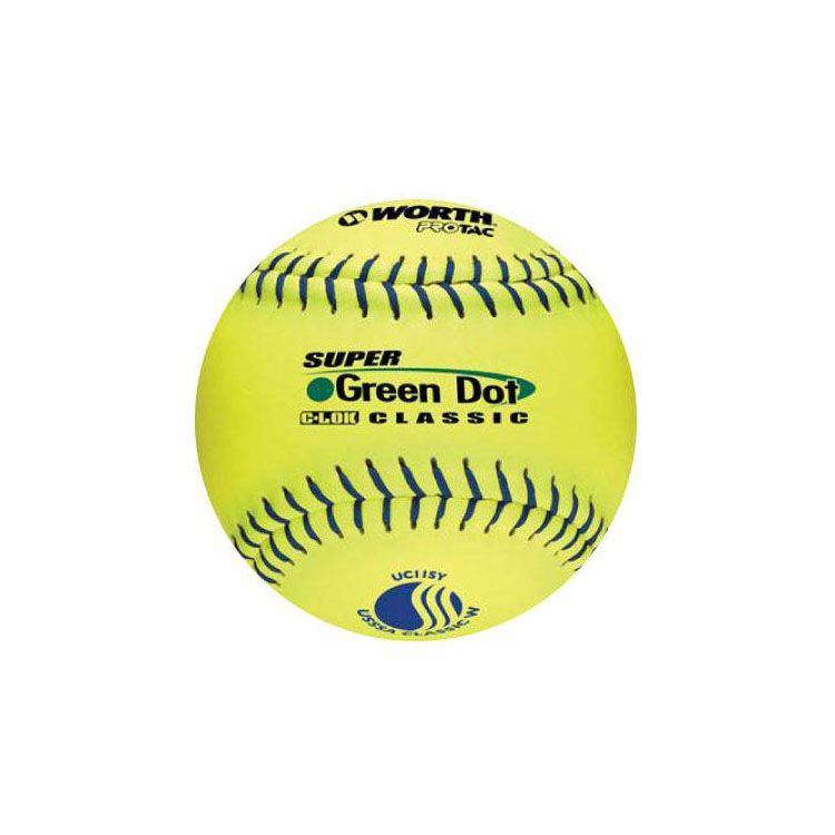 Rawlings Worth Super Green Dot Classic Slow Pitch 11