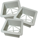 Soft Touch AFP Soft Touch Ground Mounts - Set of 3 (MA-01051)