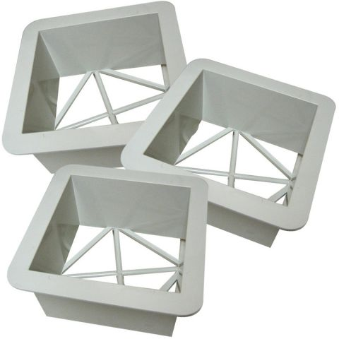 Soft Touch AFP Soft Touch Ground Mounts - Set of 3