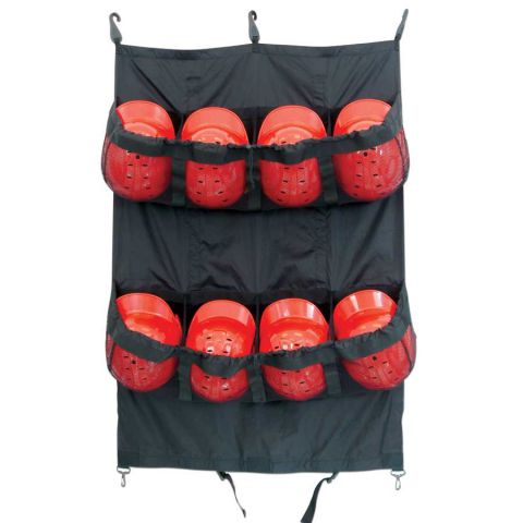 Champro Hanging Helmet Bag for Fence - Holds 8 Helmets