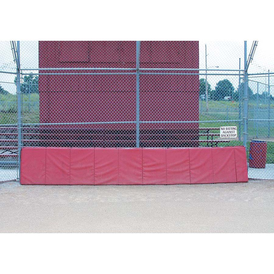 Backstop Padding - Specify Color and Size - Quote Required