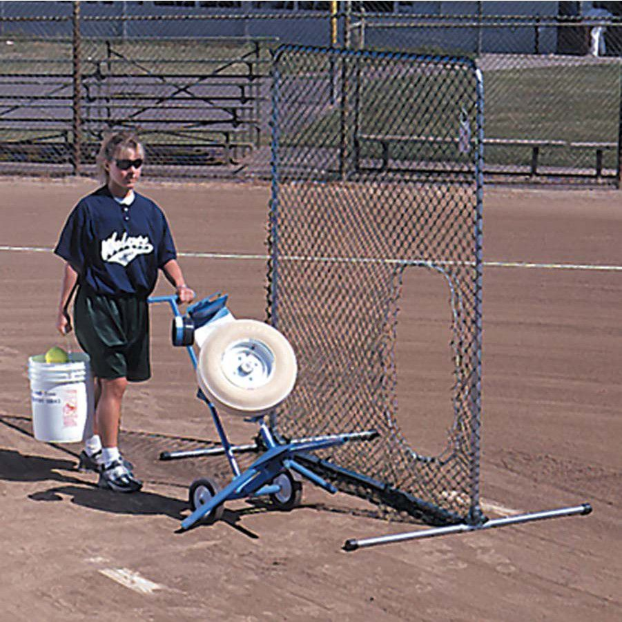 Jugs Transport Cart Upgrade for Softball and Super Softball Machines