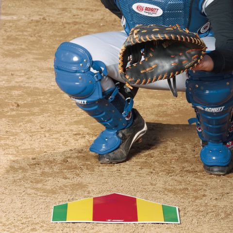 Schutt Sports Strike Zone Home Plate