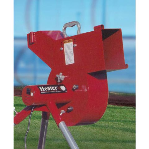 Heater Combo Baseball and Softball Pitching Machine