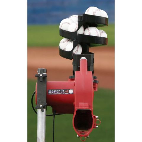 Heater Heater Jr. Baseball Pitching Machine