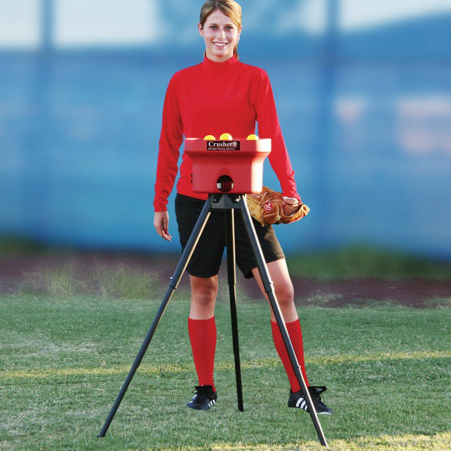Chucker Pitching Machine