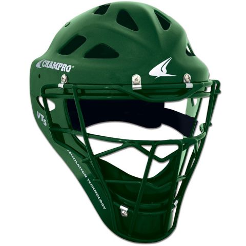 Champro Standard Molded Hockey Style Catcher's Helmet