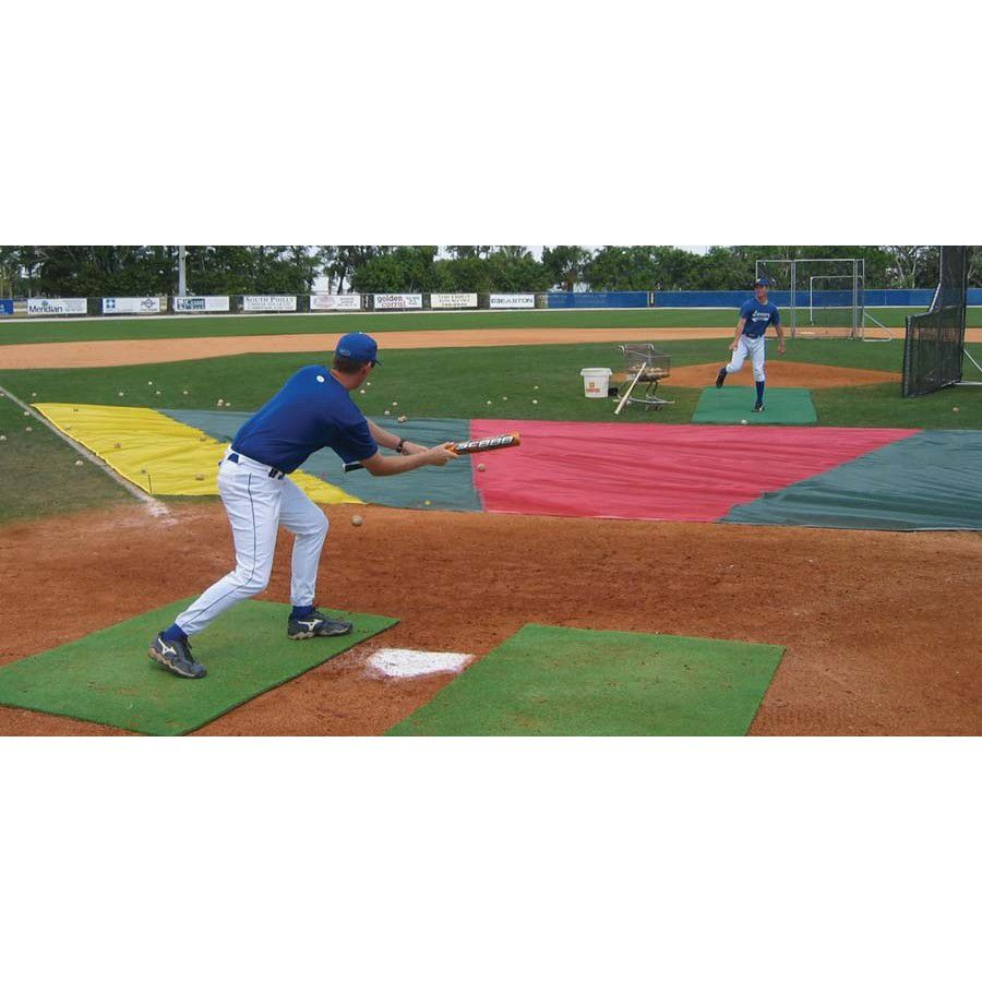 Bunt Zone Infield Protector and Trainer