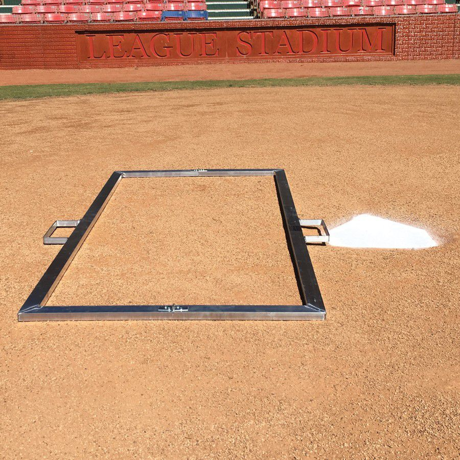 White Line Equipment Heavy Duty Batters Box Template