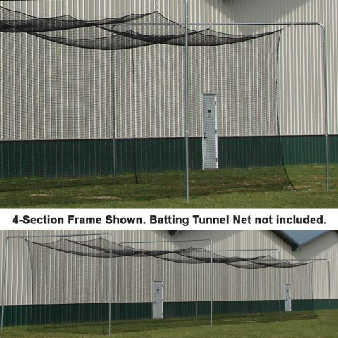 Pro-Gold Batting Tunnel Frames