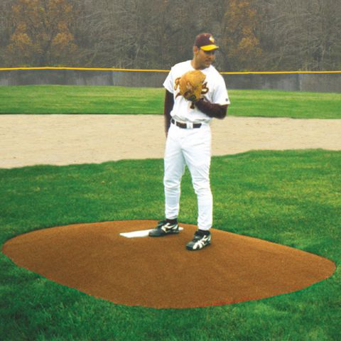 True-Pitch Official Game Mound