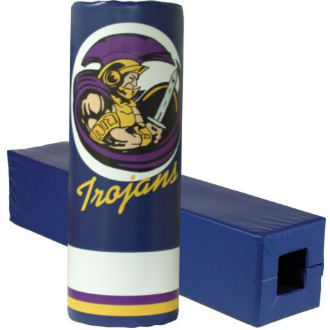 Goal Post Pads w/Graphics