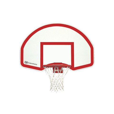 Gared Sports Steel Rear Mount Backboard