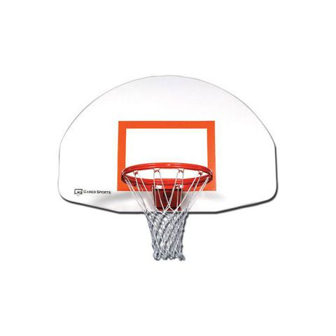 Gared Sports Steel Front Mount Backboard