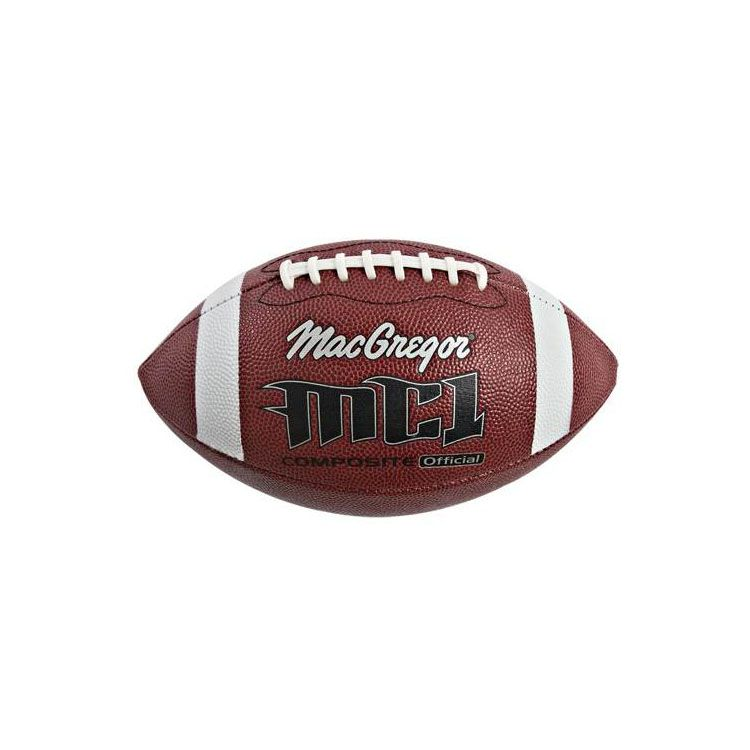 MacGregor MCY Youth Composite Football