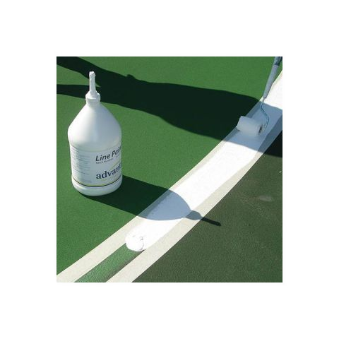 Advantage White Line Paint -1 Gallon Jug