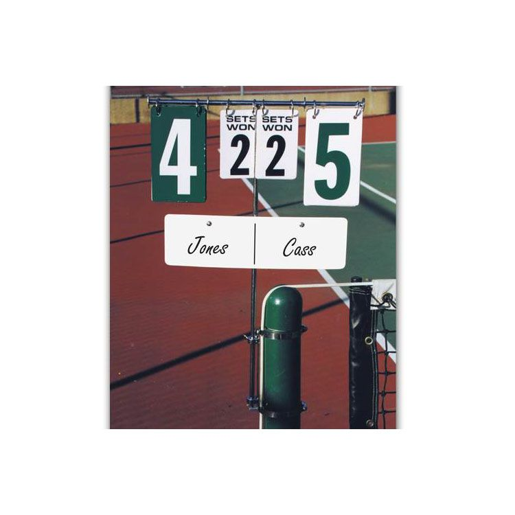 Rol Dri Tennis Scorekeeper Replacement Numbers