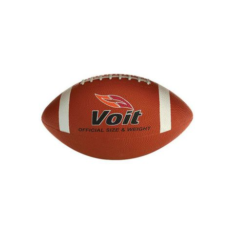 Voit CF7 Rubber Football Intermediate