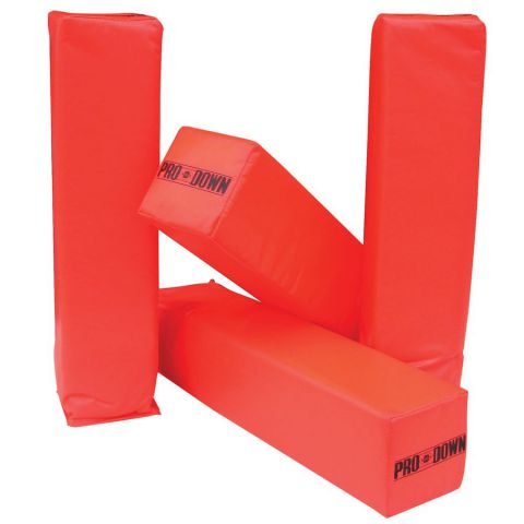 Weighted End Zone Pylons - Set of 4 - Orange