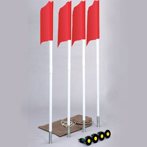 Marksmart Soccer Field Flag Set