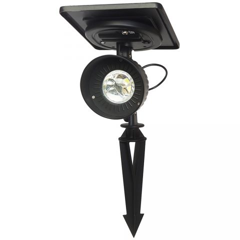 Gama Sonic Progressive Solar Spot Light