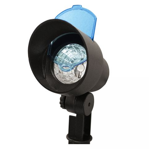 Gama Sonic Solar Spot Light w/Color Filters