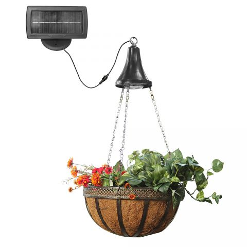 Gama Sonic Hanging Solar Spot Light