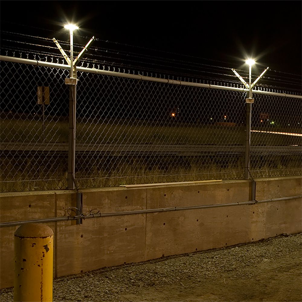Cast Lighting Led Perimeter Wall Pack Light Hoover Fence Co
