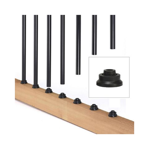 Designer Straight Baluster Connector
