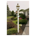 Superior Traditional Lamp Post, 4