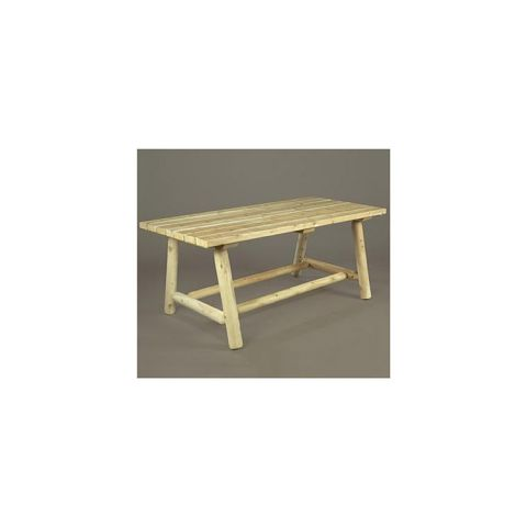 Rustic Cedar Furniture Classic Farmer's Table