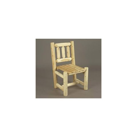 Rustic Cedar Furniture Dining Chair