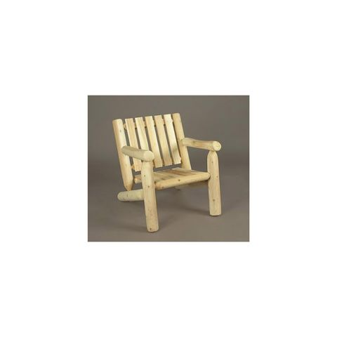 Rustic Cedar Furniture Armchair