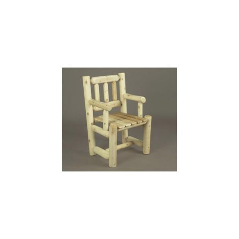 Rustic Cedar Furniture Captain's Chair