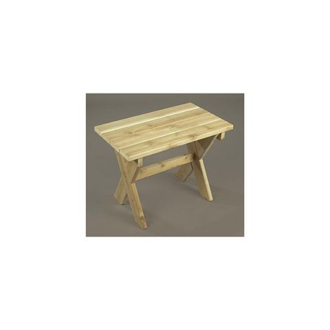Rustic Cedar Furniture Rectangle Table