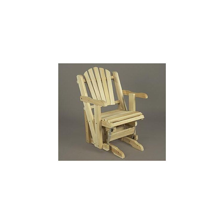 Rustic Cedar Furniture Pacific Glider
