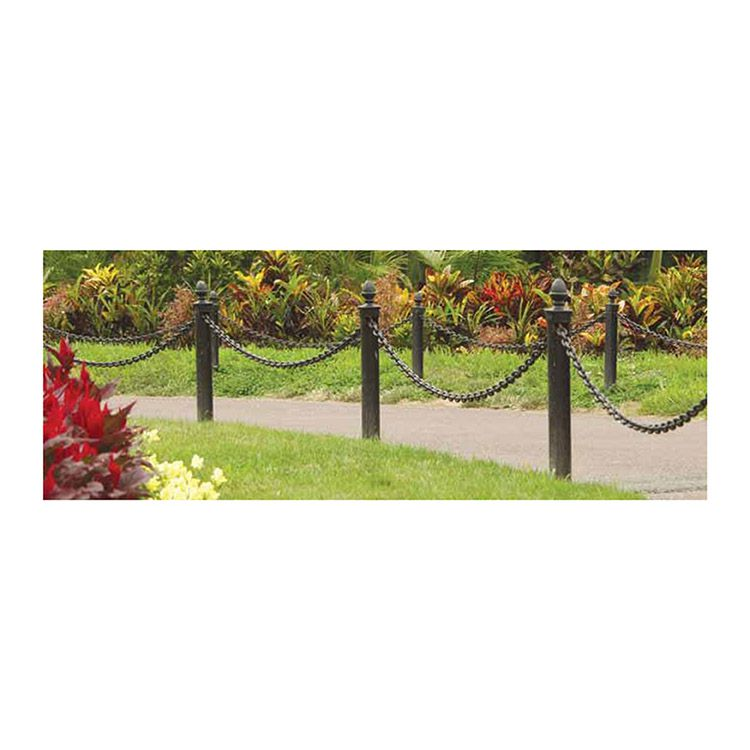 Electric Gate Kits >> Snug Cottage Hardware Landscape Chain | Hoover Fence Co.