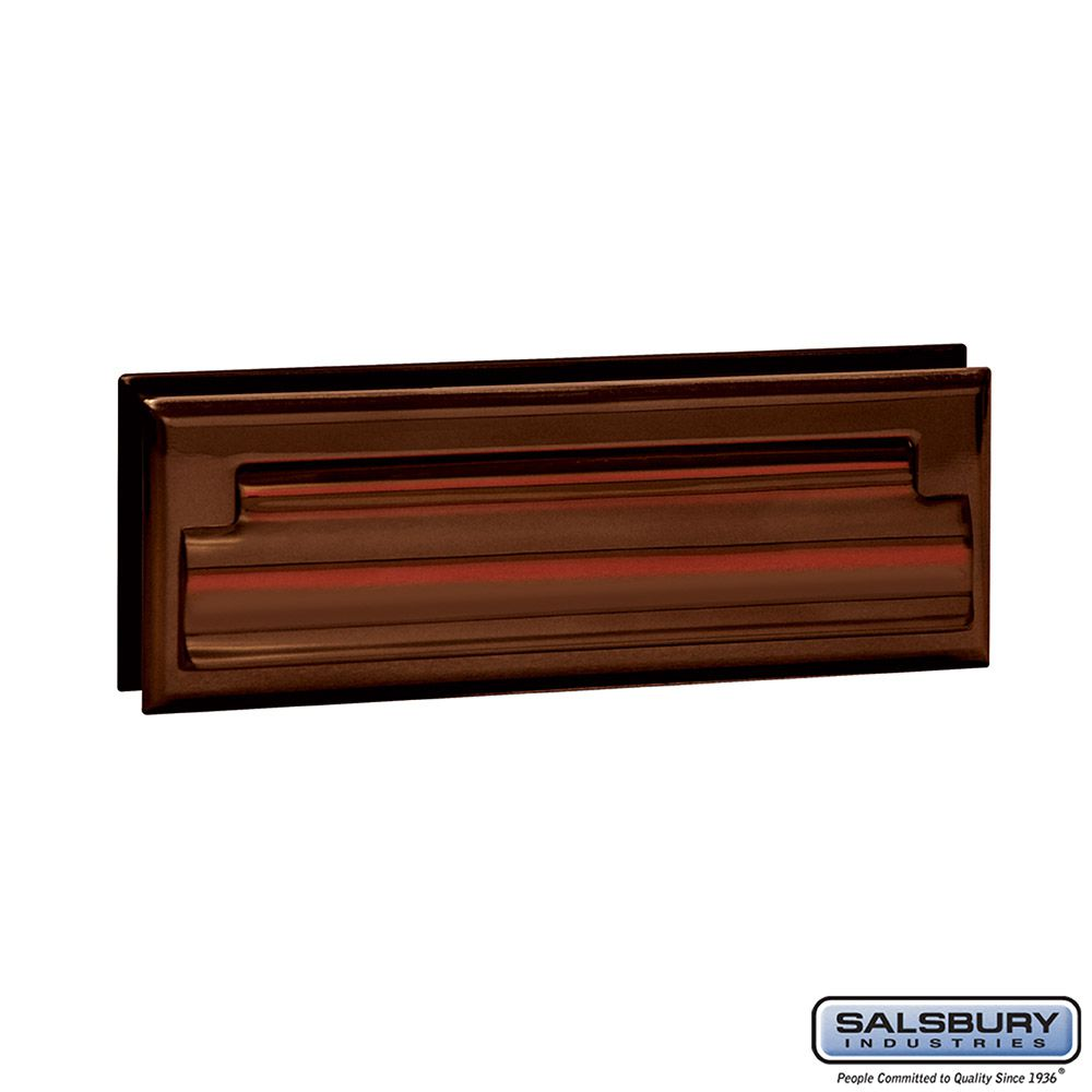 Salsbury Standard Mail Slot, Letter Size